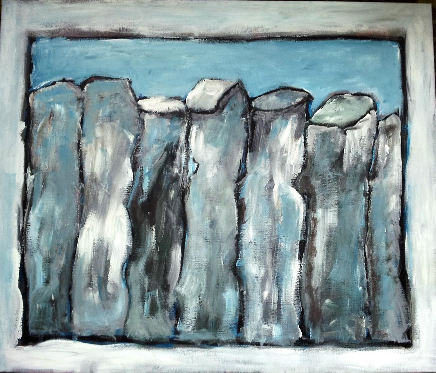 Beroemd Eerste avond Kunst op Zolder - J.A. Spigt   non-figuratieve #HF37